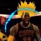 La evolución final de LeBron y Curry; su transformación final en 'superguerreros' a lo Goku