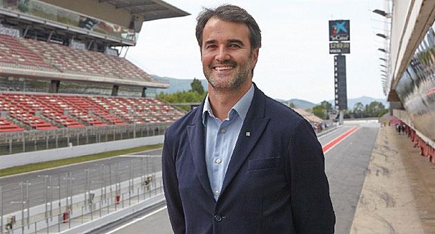 Joan Fontserè, nuevo director general del Circuit de Barcelona