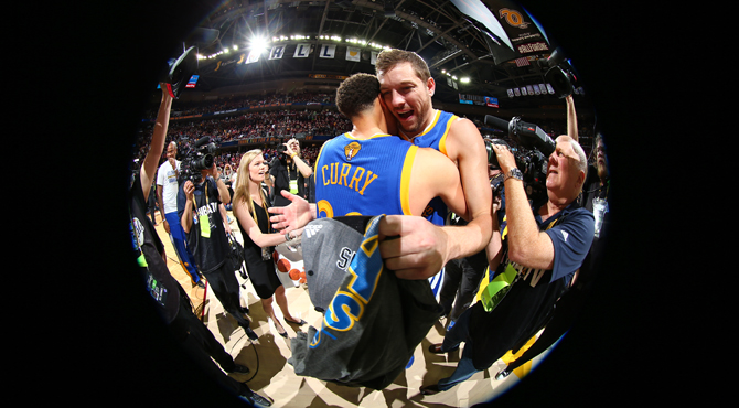 Los Warriors campeones se preparan para perder a un doble All Star