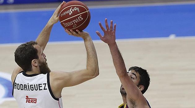 El 'Chacho', tentado por la NBA