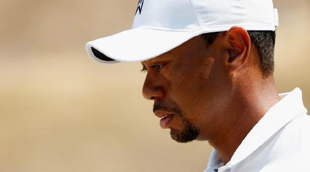 El descalabro de Tiger Woods