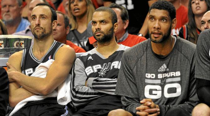 Los Spurs preparan una oferta de 13 millones para evitar la 'jubilación' de Tim Duncan