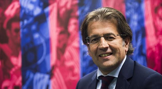 Freixa quiere más socios y menos turistas en el Camp Nou