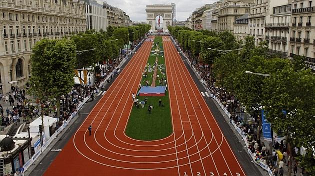 Juegos Olimpicos 2016 Paris Presenta Su Candidatura Para Los Juegos