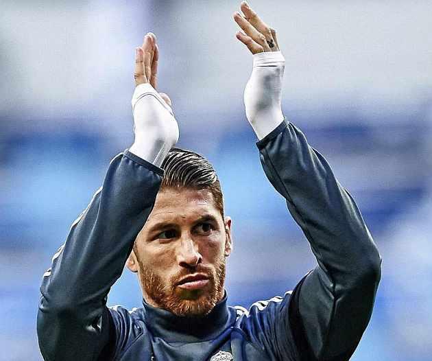 Truce between Ramos & Real
