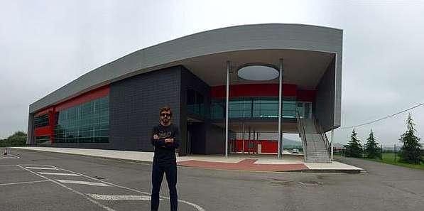 Circuito Fernando Alonso Posada : Karting circuito fernando alonso youtube