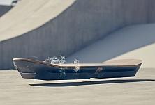 Lexus 'regresa al futuro' con su propio aeropatín