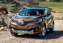 Al volante del Kadjar, el Renault más deseado