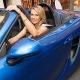 Mar�a Sharapova , de paseo por Londres en un Porsche Boxster Spyder