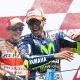 Rossi: Si no me toca, yo hubiera hecho la curva normal
