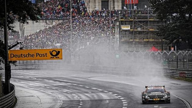 Doblete de Mercedes en el Norisring con Wehrlein y Wickens