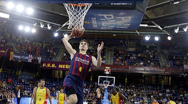 'Super Mario' se desvincula del Barça y se pone en modo NBA