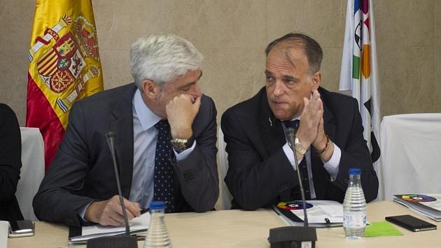 Telefónica offer ¤450m for La Liga's international rights