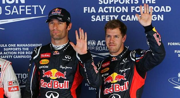 Webber: Vettel no aceptaba que yo pudiera ser más rápido que él