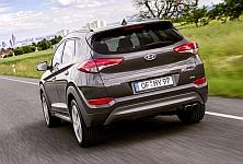 Hyundai Tucson: en progresión lineal