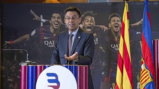 Bartomeu a Laporta: Para de acusar al Barça de corrupción