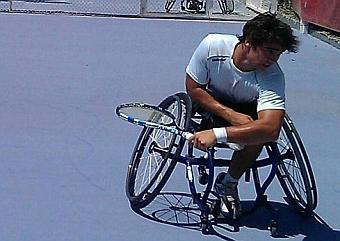 El tenis en Silla de Ruedas vuelve a Ciudad de la Raqueta