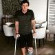 McIlroy se rompe el ligamento del tobillo