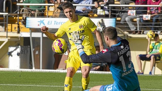 Vietto marca gol ante el Dépor. Foto: Carme Ripolles