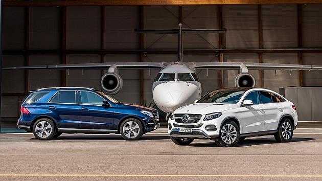 Mercedes GLE: lo mejor de dos mundos