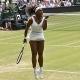 Serena Williams bate a Azarenka y completa las semifinales de Wimbledon