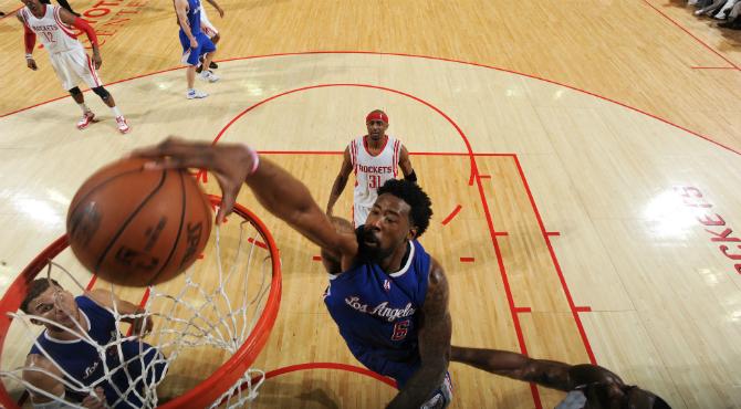 Brutal ofensiva de los Clippers para evitar la fuga de Jordan