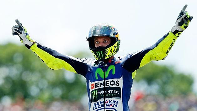 Rossi, 15 años siendo 'el rey'