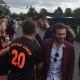 De Gea, Mata y Herrera asisten al partido de Federer en Wimbledon