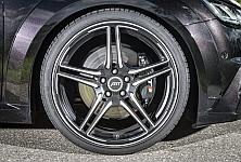 ABT vuelve al Audi TTS más bestia