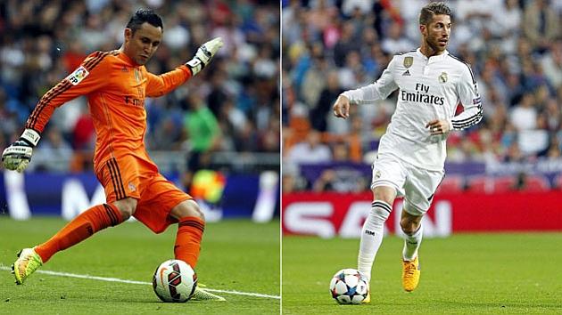 El United quiere un Ramos + Keylor = De Gea