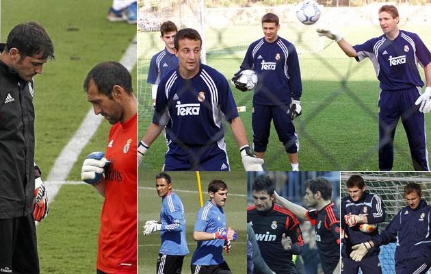Yo sufrí a Iker Casillas