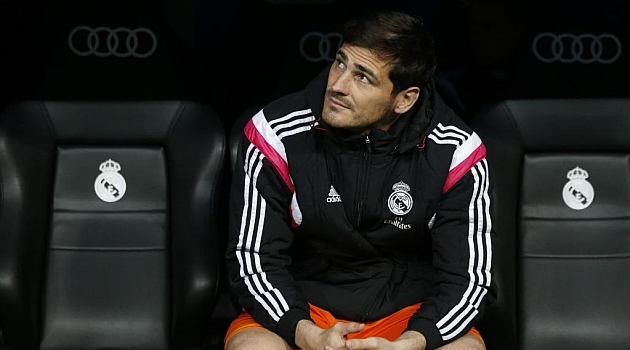 Iker deserves a team like Barça, perfect gentlemen