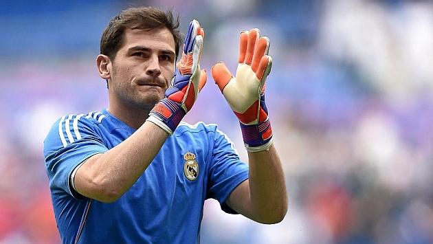 El Real Madrid oficializa el traspaso de Iker Casillas al Oporto