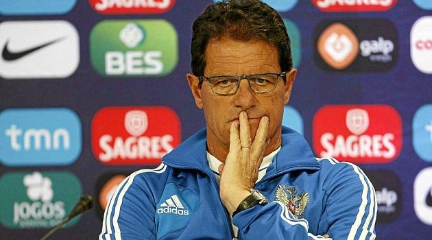 Fabio Capello no longer Russia manager
