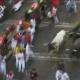 Frenético e histórico último encierro de San Fermín 2015