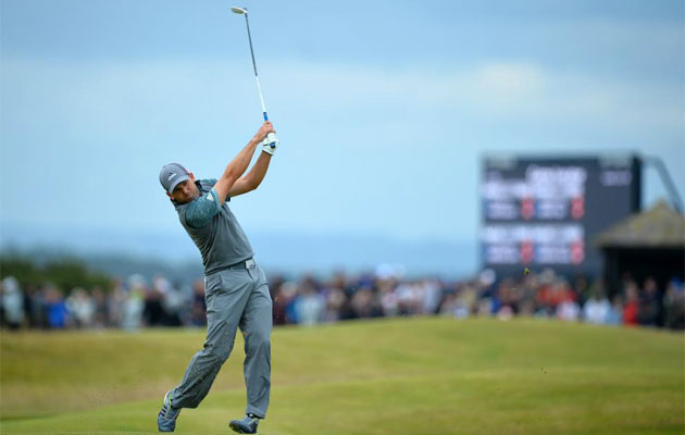 Another chance for Sergio García at St. Andrews