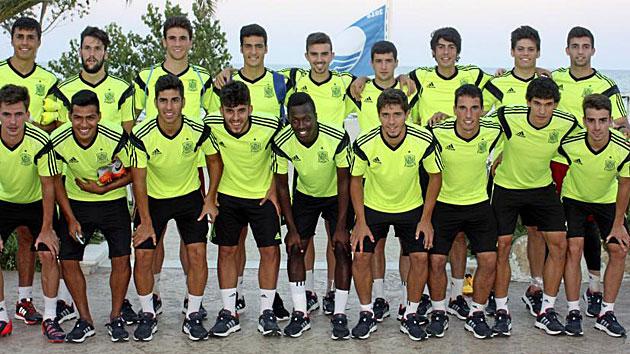 España Sub 19, un futuro de primera