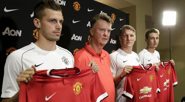 Cold war between Real and United