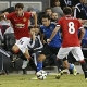 Mata marca en la victoria del Manchester United en California
