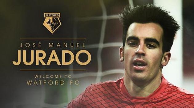 Jurado nuevo jugador del Watford
