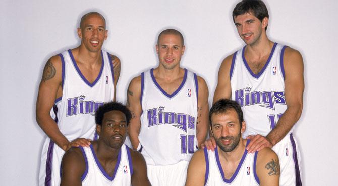Los Kings recuperan a Stojakovic y Bobby Jackson; ¿Webber y 'Chocolate Blanco' Williams, los siguientes?