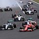 Triunfo bestial de Vettel, Alonso quinto