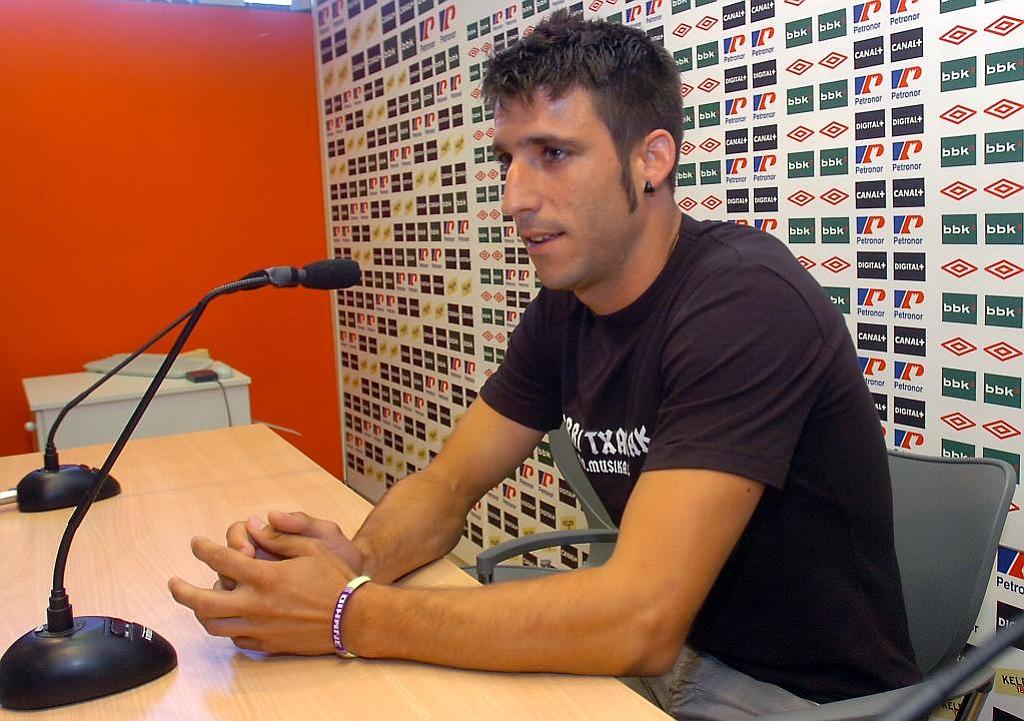 Tiko, durante una rueda de prensa en una foto de archivo