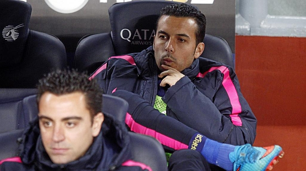 Pedro to stay until Tbilisi