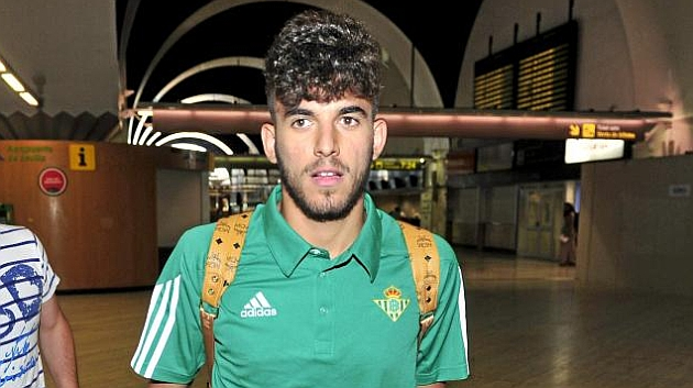 From Sevilla reject to Betis wonder boy