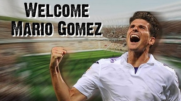 Mario Gómez, cedido al Besiktas