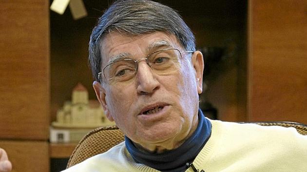 José María Odriozola en una entrevista para MARCA