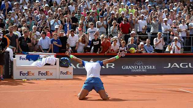 Let's forget the best Nadal