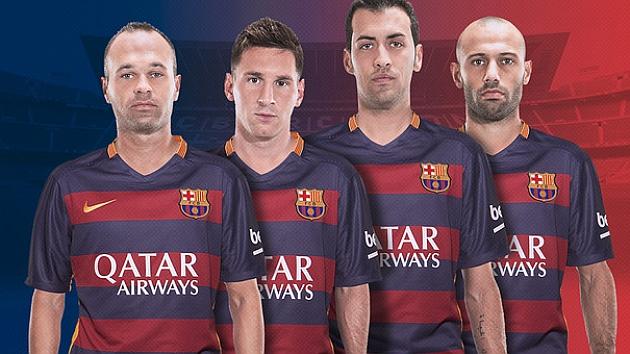 Mascherano named new Barça captain