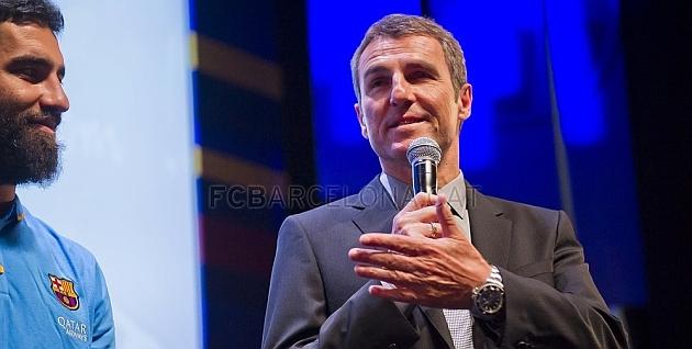 Robert Fernández: Con el apoyo del público, seremos imparables